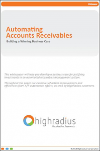 Whitepaper: Automating Accounts Receivables